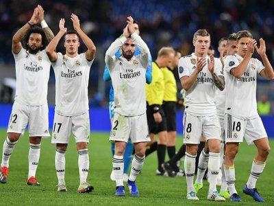 El Madrid sella su pase a octavos