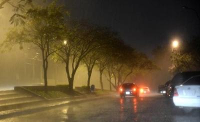 HOY / Intensas lluvias y posible caída de granizos para las próximas horas