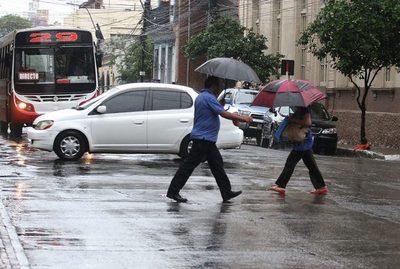 Se espera una jornada cálida y con lluvias