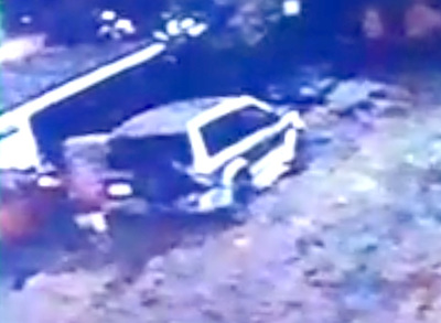 Roban camioneta estacionada frente a taller y abandonan camino a Santa Fe del Paraná