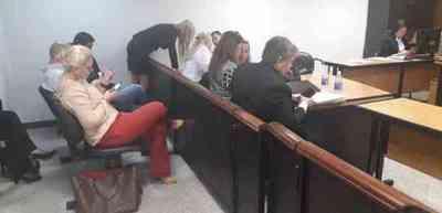 Viradolce: Por recusación suspenden juicio oral