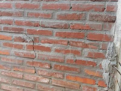 Obra en el Colegio Don Rigoberto Caballero será nuevamente demolida por pésima calidad de los materiales