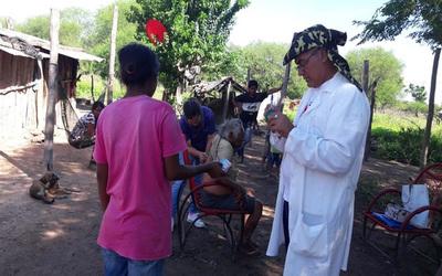 Refuerzan actividades de detección de la tuberculosis en comunidades indígenas