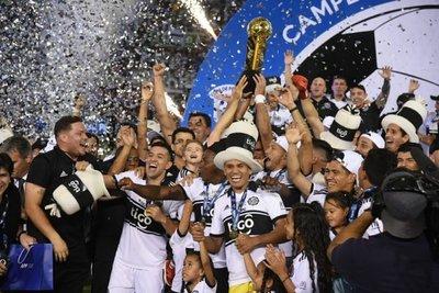 Olimpia entre los más ganadores del mundo en ligas locales