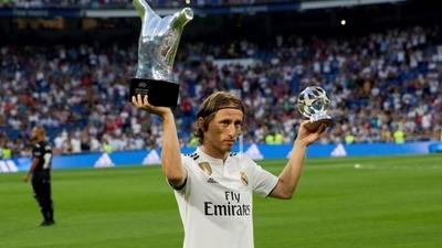 HOY / La IFFHS otorga a Modric el premio al Mejor Jugador del Mundo