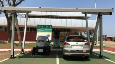 """PTI Paraguay y ANDE buscan triangular la """"Ruta Verde"""""""