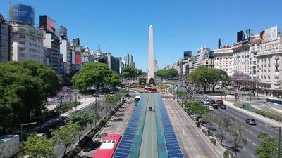 Sismo en Buenos Aires en el inicio de la cumbre del G20