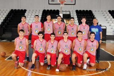 Basquet U14 masculino San Lorenzo puede ser el campeón