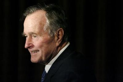 Murió expresidente de EE.UU. George H.W. Bush, a los 94 años