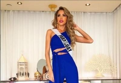 La Foto Que Generó Polémica De La Miss Universo Paraguay Y La Miss España