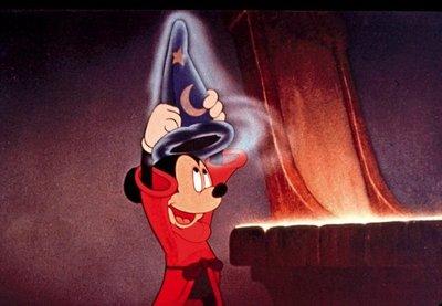 Mickey Mouse en datos