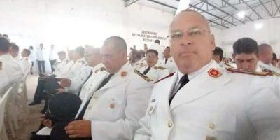 Suboficial Principal Ramón Figueredo recibió medalla