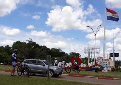 Rotonda de Coronel Oviedo, una parada obligatoria para peregrinos – Prensa 5