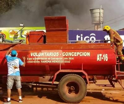 Colecta de bomberos se acercó a la meta y directivos están conformes