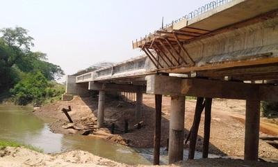 Iniciarán construcciones de puentes en seis departamentos