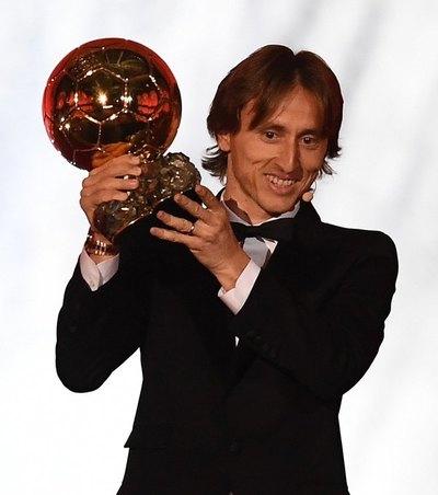 Modric acaba con el reinado de Messi y CR7