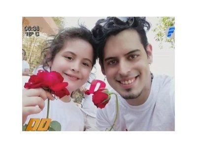 Falleció joven papá esperando por un corazón