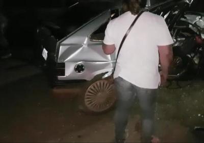 Muere familia paraguaya en brutal accidente en Brasil