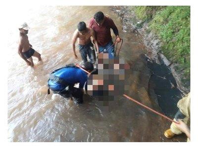 Encuentran el cuerpo de uno de los adolescentes desaparecidos en un arroyo