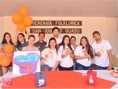 San Ignacio: Jóvenes se unen para ayudar a mascotas abandonadas