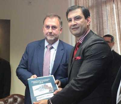 Ministro de Hacienda destacó sanción del PGN 2019