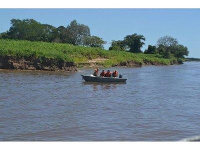 Realizan controles en el río Tebicuary