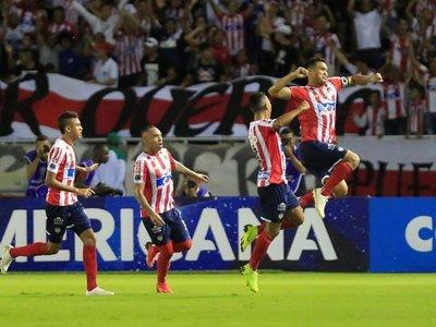 Se juega la primera final de la Sudamericana