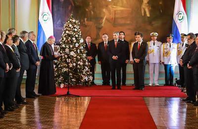 Mario Abdo: Paraguay debe deshacerse del lastre de la corrupción