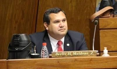 Derlis Maidana quiere ser Presidente de la Cámara de Diputados