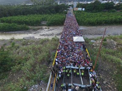 ONU destinará USD 738 millones a países que reciben a exiliados venezolanos