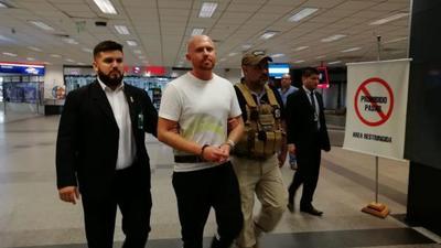 Recapturaron a narco israelí en Brasil