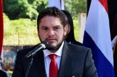 Ordenan cárcel para intendente de Francisco Caballero Álvarez
