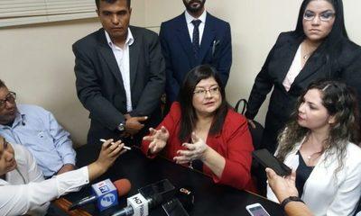 Concejales zacariistas denuncian a interventora Llanes