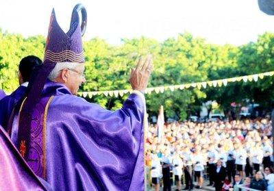 Criminalidad es consecuencia de la impunidad, afirma obispo