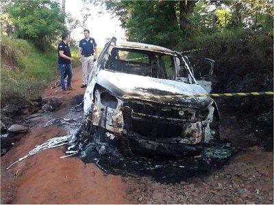 Hallan camioneta que habría sido utilizada en atentado contra sobrino de Jarvis