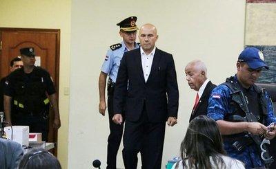 Defensa del comisario Zárate recusa a tribunal