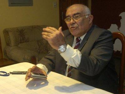 Juez rechaza la nulidad de la imputación a Sindulfo Blanco