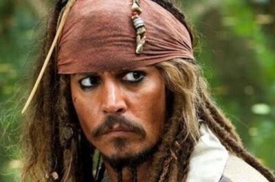 El día que Jack Sparrow paseó por Asunción