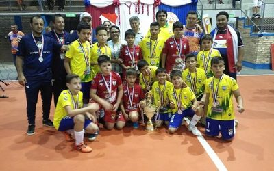 Franco se quedó con el vicecampeonato de Nacional C11