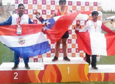 Paraguay suma medallas en Arequipa