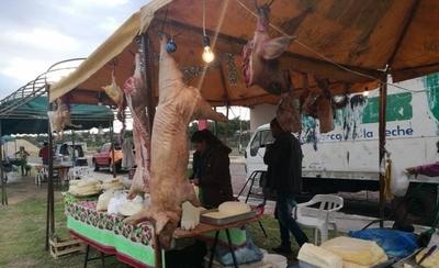 HOY / Feria granjera va hasta el mediodía en la Costanera
