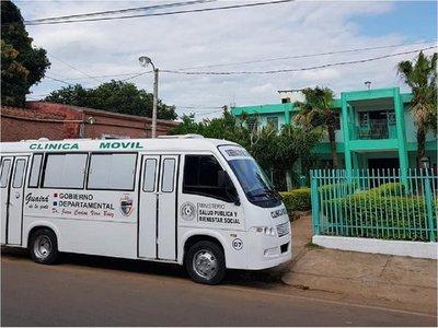 Inauguran primera clínica móvil del Guairá