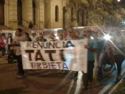 Completan 53 noches de movilizaciones en Concepción