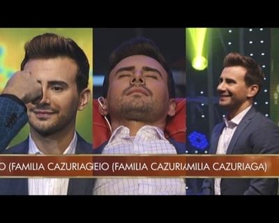 Carlos Gómez fue hipnotizado en pleno programa de tv
