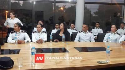 FUTUROS POLICÍAS SE CAPACITAN EN CRIMINALÍSTICA.