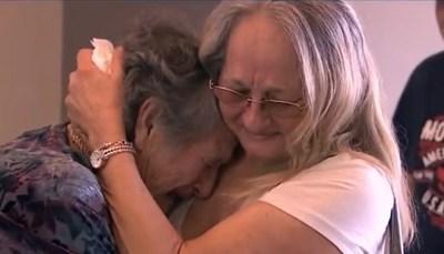 LE ROBARON A SU HIJA CUANDO NACIÓ Y SE REENCONTRÓ CON ELLA 69 AÑOS DESPUÉS