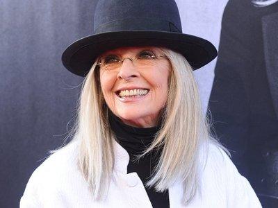Actriz Diane Keaton recupera una cartera que perdió hace 50 años