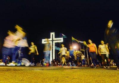 Fingen ser peregrinos para asaltar en Itauguá