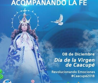 8 de Diciembre: Día de Nuestra Señora de Caacupé