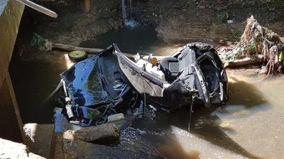 Joven fallecido en accidente cerca de ybera es de San Lorenzo